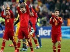 Обновленный состав Испании сыграет против команды Чезаре Пранделли