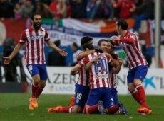 «Атлетико» ожидает непростой вечер