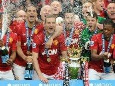 Чемпионы Премьер-лиги 2012/2013 пока что на 18 очков отстают от лидера лиги