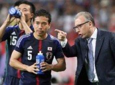 Япония удержала только один сухой счет в 13 последних играх
