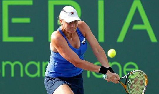 Клейбанова может выйти в четвертьфинал