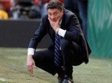 «Интер» не сумел забить больше одного мяча в последних восьми домашних встречах