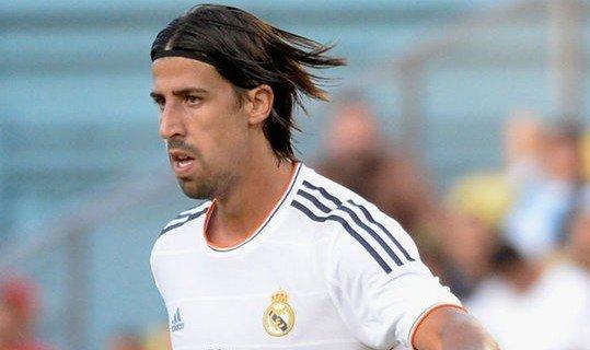 """Сами Хедира оказывает существенное влияние на игру """"Реала"""""""