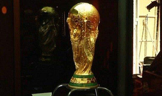 Бразилия главный фаворит в борьбе за Кубок мира
