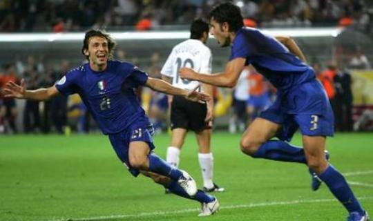 Только что Фабио Гроссо забил свой величайший гол в карьере, оставив немцев без финала на домашнем ЧМ