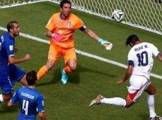 Сенсации чемпионата мира 2014 года