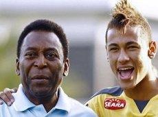 Позитивный настрой легендарного бразильца