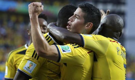 Нобель ставит на победу Колумбии