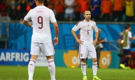 Испании нужно забивать не раз