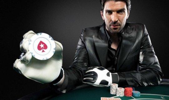 Буффон любитель поиграть в покер