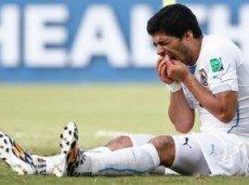 Суарес совершил глупость, но расплачиваться будет Уругвай