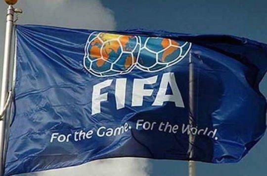 Австралия в текущем рейтинге ФИФА