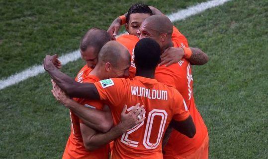 Голландцы оформят выход в 1/4 финала
