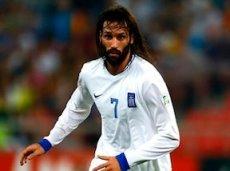 Самарас вывел сборную Греции в плей-офф