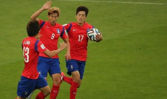 Матч Бельгия - Южная Корея обещает быть результативным