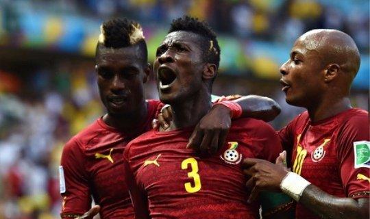 Гана может и обыграть Португалию