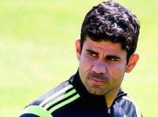 Диего Коста не нанес ни одного удара в створ ворот соперника