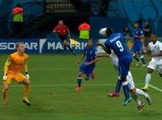 Гол Балотелли принес Италии победу в игру с Англией