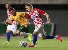 Модрич получил  повреждение и может не сыграть с Камеруном