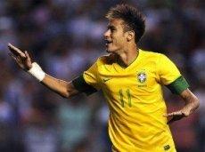 Робби ставит на минимум 3 гола Бразилии