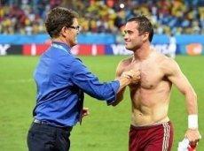 Сборной России нужна победа в игре с Бельгией