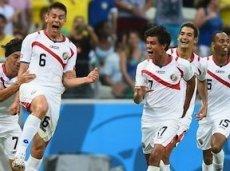 Коста-Рику не сумела победить также Англия