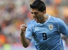 Луис Суарес сыграет в матче Уругвай - Англия