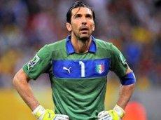 Участие Джанлуиджи Буффона в матче Англия - Италия под вопросом