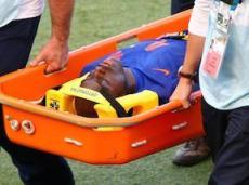 Инди потерял сознание во время матча с Австралией