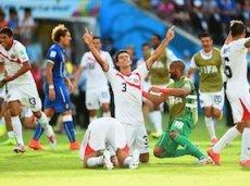 Костариканцы обыграли фаворитов в адекватном состоянии