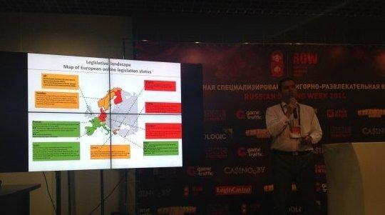 Танос Маринос рассказал о регулировании онлайн-гемблинга в Европе