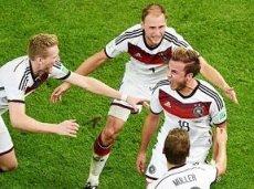 Гол Гётце принес Германии 4 победу на чемпионатах мира