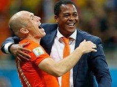 Клюйвет о матче Голландия - Аргентина