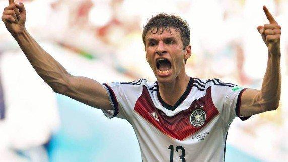 Мюллер забьет Бразилии