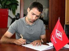 Широков: «Предложения от других клубов были, но я выбрал «Спартак»