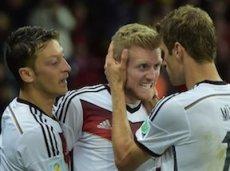 В матче против сборной Алжира Томас Мюллер отметится двумя результативными передачами