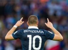 Карим Бензема забил три мяча и отдал три результативные передачи на ЧМ-2014