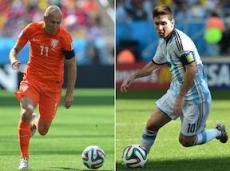 Букмекер отдает предпочтение победе сборной Аргентины
