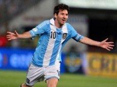 Робби ставит на Аргентину