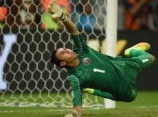 Кейлор Навас блистает в воротах сборной Коста-Рики