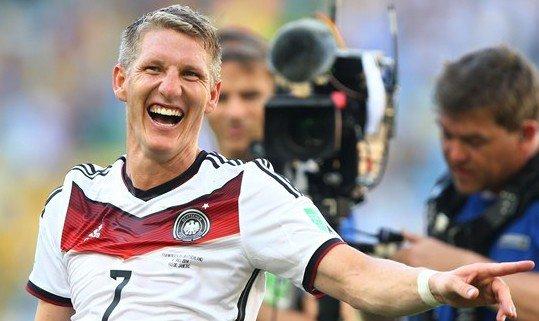 """Каннаваро: """"Германия в большей степени фаворит в сравнении с Бразилией"""""""