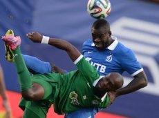 Два пропущенных мяча - результат грубых ошибок обороны «Динамо»