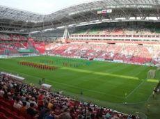 «Казань-Арена» стала первым готовым стадионом Чемпионата мира по футболу 2018 года
