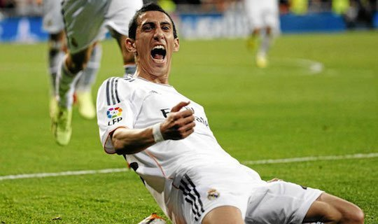 Анхель ди Мария, в отличие от Месута Озила, решил бороться за свое место в стартовом составе «Реала» в прошлом сезоне