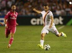 И «Рома», и «Фиорентина» в контрольных матчах обыграли мадридский «Реал» в этом межсезонье