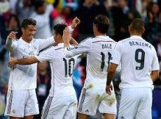 Бензема и Роналду забили по голу в матче первого тура