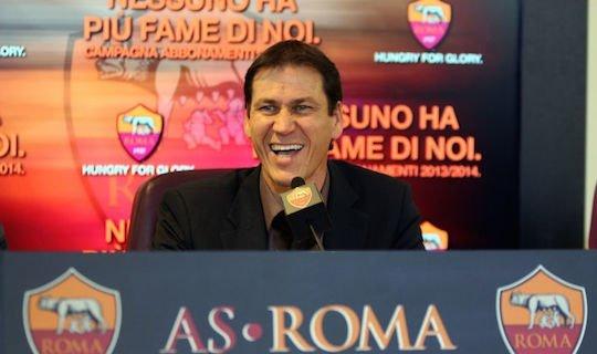 В первом же сезоне с Руди Гарсией «Рома» заняла второе место в чемпионате Италии
