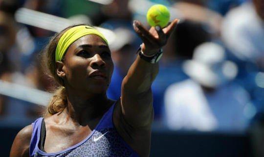 Серена Уильямс давно уже завоевала себе место в истории тенниса