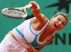 Халеп - одна из главный фавориток на победу в этом турнире