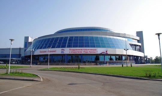 «Лада-Арена» увидит первую победу своей команды